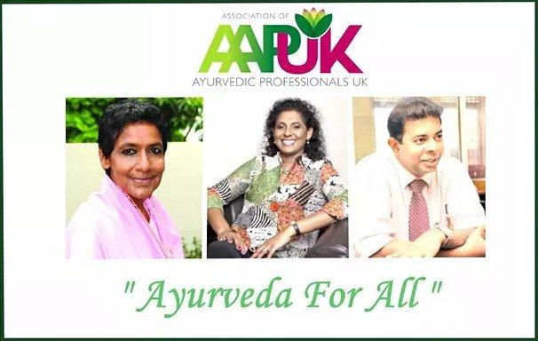 Ayurveda & Spirituality with Maya Tiwari at AAPUK